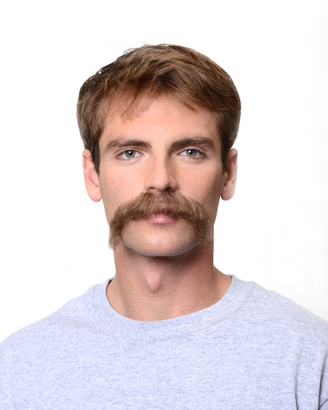 Extra Large Mustache Original John Blake