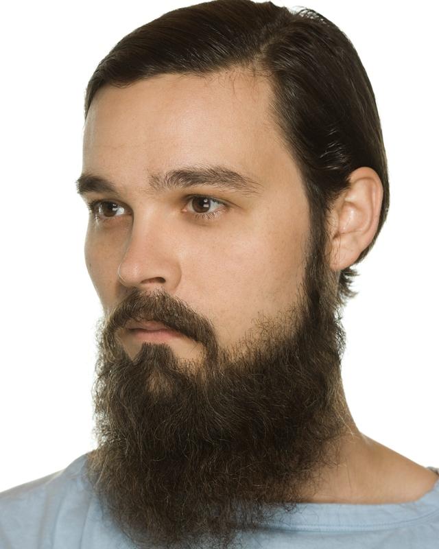 Full Beard Original John Blake