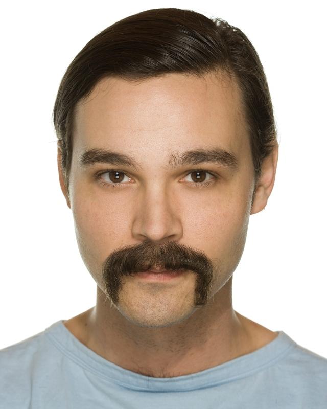 Handlebar Mustache Original John Blake