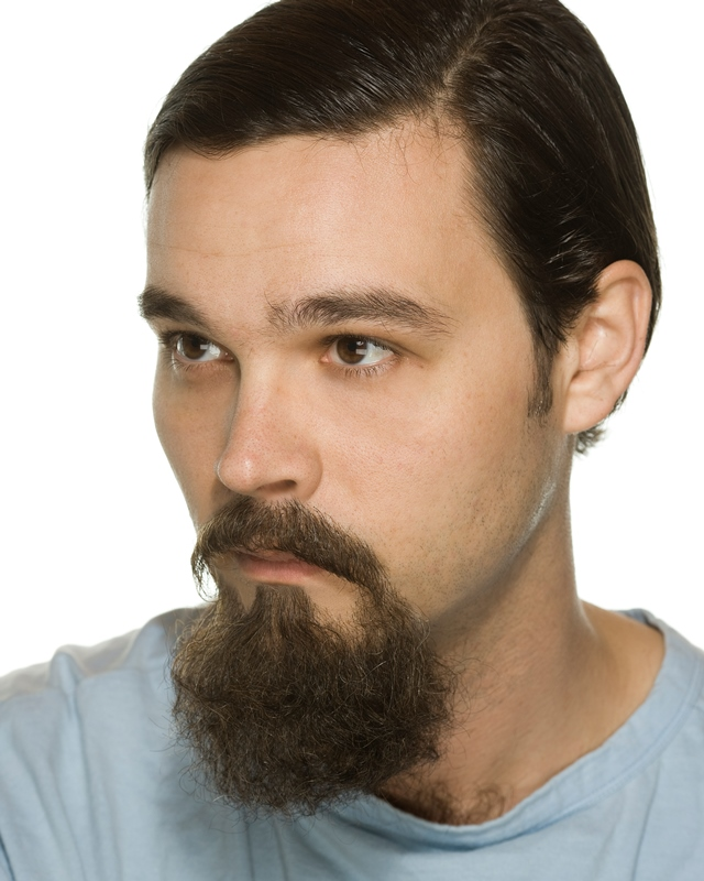 Goatee And Mustache Long Hairstyles